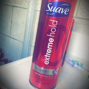 Photo of Suave Extreme Hold 10 Hairspray uploaded by Lizet R.