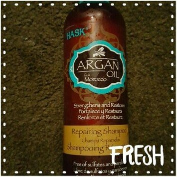 Hask Argan Oil Repairing Shampoo uploaded by alexander k.