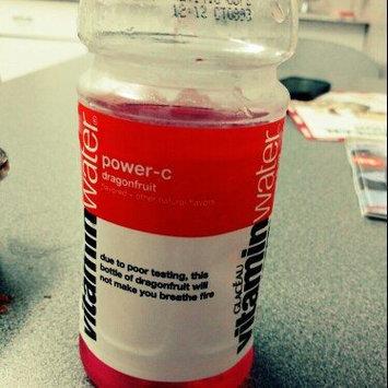 Photo of vitaminwater Power-C Dragonfruit uploaded by Natalie  V.