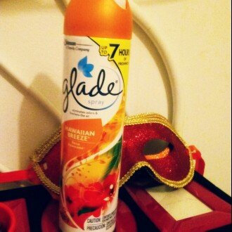 Photo of Glade Hawaiian Breeze Room Spray uploaded by Kalaeja F.