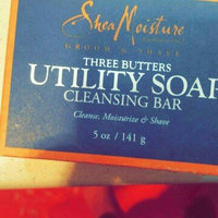 SheaMoisture Three Butters Utility Soap uploaded by Cinthia B.