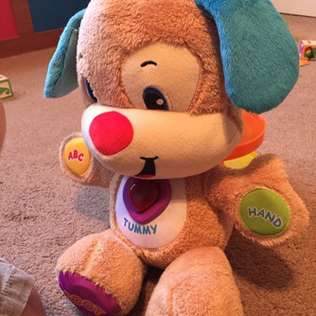 Photo of Fisher-Price Laugh & Learn Puppy, 1 ea uploaded by Melissa P.