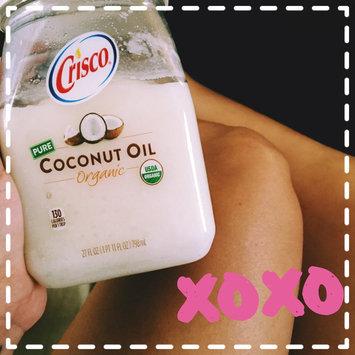 Crisco® Pure Organic Coconut Oil 27 fl. oz. Jar uploaded by Yadira L.