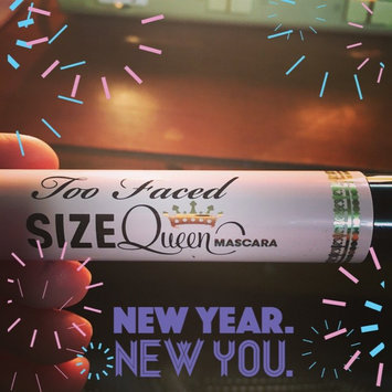 Photo of Too Faced Size Queen Mascara uploaded by Malea B.