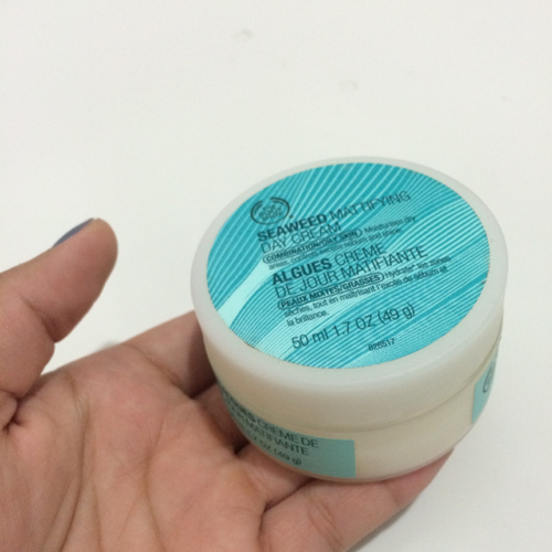 The Body Shop Seaweed Mattifying Day Cream uploaded by Laura M.