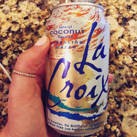 La Croix Coconut Flavored Sparkling Water uploaded by Madeline A.