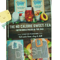 Southern Breeze Sweet Tea Original Family Size Tea Bags - 16 CT uploaded by johannah S.