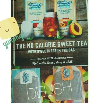 Photo of Southern Breeze Sweet Tea Original Family Size Tea Bags - 16 CT uploaded by Johannah S.