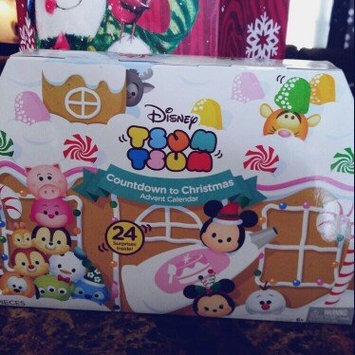 Photo of Jakks HK Ltd. Disney Tsum Tsum Countdown to Christmas Advent Calendar - 31 Pieces uploaded by HEATHER C.