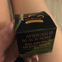 Nubian Heritage - African Black Soap Balancing Moisturizer - 1.7 oz. uploaded by morgan p.