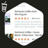 Starbucks Coffee Dark Morning Joe uploaded by Brandy H.