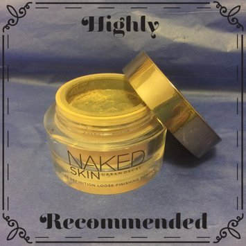 Urban Decay Naked Skin Ultra Definition Loose Finishing Powder uploaded by Haley W.