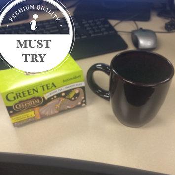 Photo of Celestial Seasonings® Green Tea Antioxidant with White Tea uploaded by Krista C.