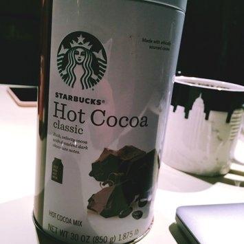 Starbucks Classic Hot Cocoa uploaded by Gina B.