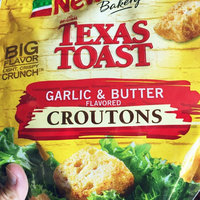 New York The Original Texas Toast Croutons Garlic & Butter Flavored uploaded by April W.