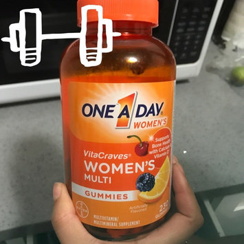One A Day Women's VitaCraves Gummies (230 ct.) uploaded by Ana M.