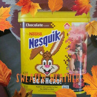 Nestlé Nesquik Chocolate Flavor 25% Less Sugar uploaded by lupe b.