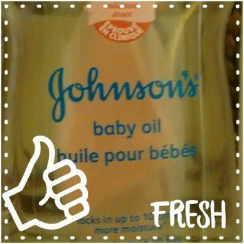 Johnson's Baby Oil uploaded by carly k.