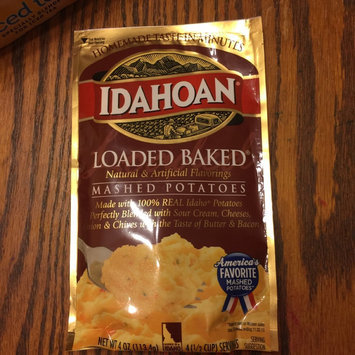 Photo of Idahoan Loaded Baked Flavored Mashed Potatoes uploaded by Crystal M.