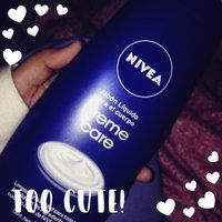 NIVEA Creme Care Shower Cream uploaded by Marina S.