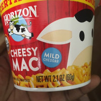Horizon Classic Macaroni & Mild Cheddar Cheese uploaded by darkskin e.