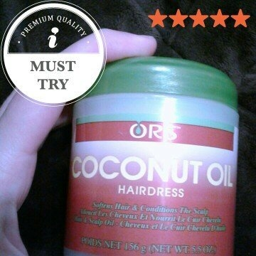 Organic Root Stimulator Coconut Oil for Hair uploaded by Kaylee H.