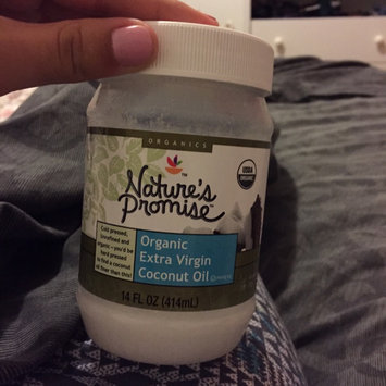 Nature's Promise Organics Organic Extra Virgin Coconut Oil uploaded by Valbona B.