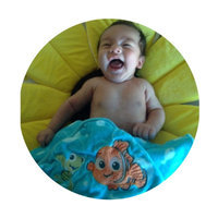 Upanaway Blooming Bath Plush Baby Bath - Canary Yellow uploaded by Josephine T.