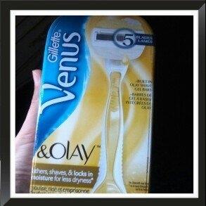 Venus & Olay Razor uploaded by Afshin A.