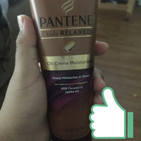 Pantene Pro-V Truly Relaxed Hair Oil Creme Moisturizer uploaded by yoselin G.
