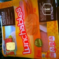 Oscar Mayer Lunchables Lunch Combinations Ham + Cheddar Cracker Stackers uploaded by Rose B.