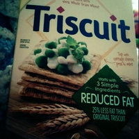 Nabisco Triscuit - Crackers - Baked Whole Grain Wheat Reduced Fat uploaded by Ashley R.