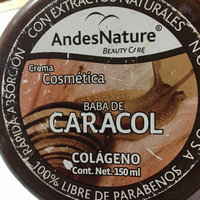 Andes Nature Cosmetic Snail Extract Cream uploaded by Nancy A.