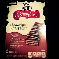 Skinny Cow Heavenly Crisp Peanut Butter Candy Bars uploaded by Amber F.