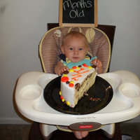 Fisher-Price Space Saver High Chair - Diamond Ice uploaded by Rachel H.