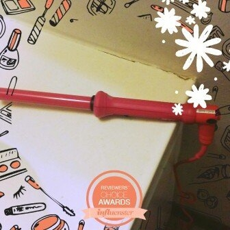Proliss Twister 25mm Curling Iron - Pink uploaded by Alayiah B.