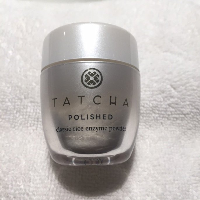 Tatcha Polished Gentle Rice Enzyme Powder uploaded by Chrissy D.