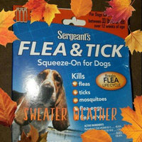 Sergeant's Flea and Tick Squeeze-On for Dogs - 33-66 lb uploaded by Faith M.
