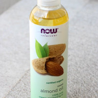 NOW Foods - Sweet Almond Oil - 16 oz. uploaded by Sarah I.