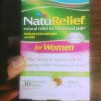 New NatuRelief FOR WOMEN CHEWABLE TABLETS 30 CT uploaded by Madeline C.