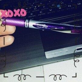 2-Ct. Pentel Energel Retractable Gel Pens - Violet uploaded by wendy B.