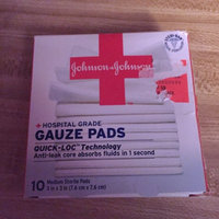 Johnson & Johnson Hospital Grade Gauze Pads - 10 CT uploaded by Angelica C.