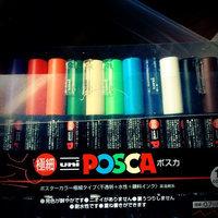 Uni-Posca Paint Markers uploaded by Emma W.
