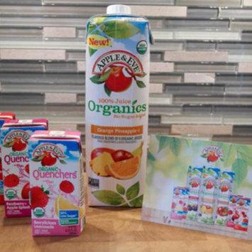 Photo of Apple & Eve® 100% Juice Organics Orange Pineapple Juice uploaded by Lina V.