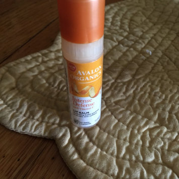 Avalon Organics Vitamin C Renewal Soothing Lip Balm uploaded by Erica D.