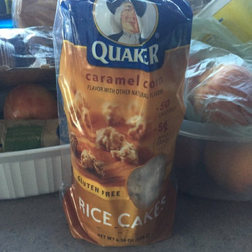 Photo of Quaker® Rice Cakes Caramel Corn uploaded by Ana J.