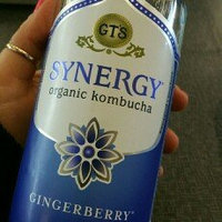 GT's Raw Organic Kombucha Gingerberry uploaded by Dina M.