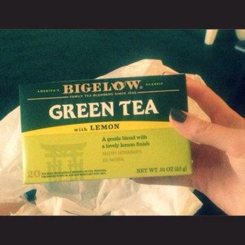 Photo of Bigelow Green Tea with Lemon uploaded by Brittany F.