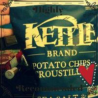 Kettle Brand® Sea Salt & Vinegar Potato Chips uploaded by Susan T.