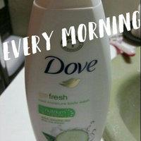 Dove Go Fresh Cool Moisture Cucumber & Green Tea Body Wash uploaded by Jarrah M.